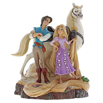 Disney Traditions Tangled Live The Dream Figurine - Product number 3850102