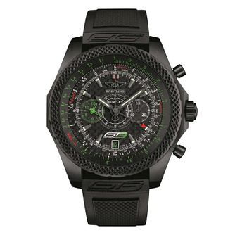 Breitling Bentley GT3 men's black strap watch - Product number 3857859