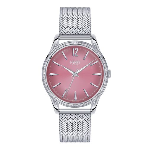 Henry London Ladies' Hammersmith Mesh Bracelet Watch - Product number 3871010