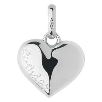 Links of London Sterling Silver Birthday Charm - Product number 3885089