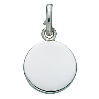 Links of London Sterling Silver Disc Charm - Product number 3885127