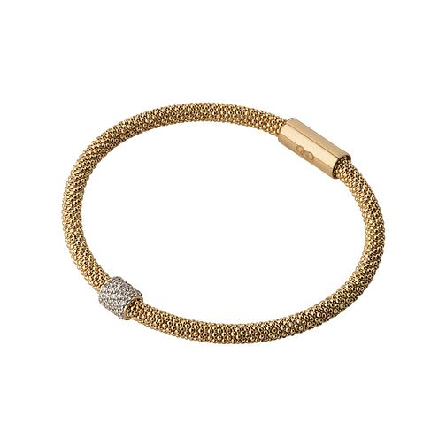 Links of London Star Dust 18ct Gold Vermeil Bead Bracelet - Product number 3885453