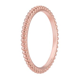 Chamilia 9ct Rose Gold One Thousand Wishes Ring Medium - Product number 3905233