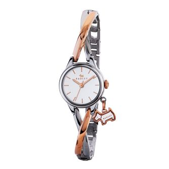 Radley Ladies' Two Tone Stainless Steel Bracelet Watch - Product number 3907147