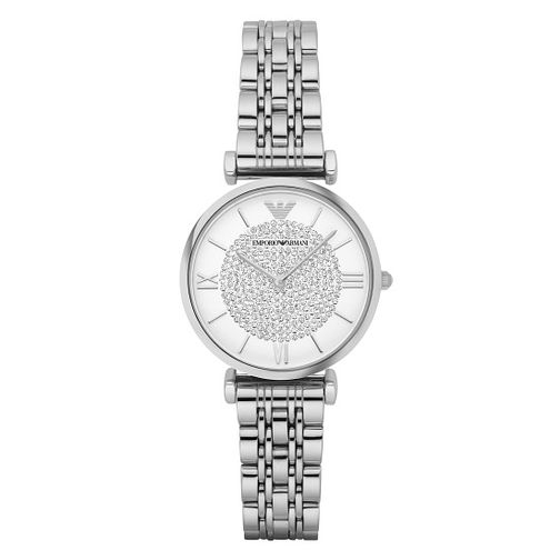Emporio Armani Stainless Steel Bracelet Watch - Product number 3907961