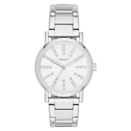 Dkny Pelham Ladies' Stainless Steel Bracelet Watch - Product number 3910245