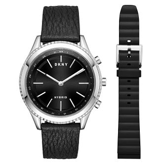 DKNY Minute Hybrid Smartwatch Black - Product number 3913562