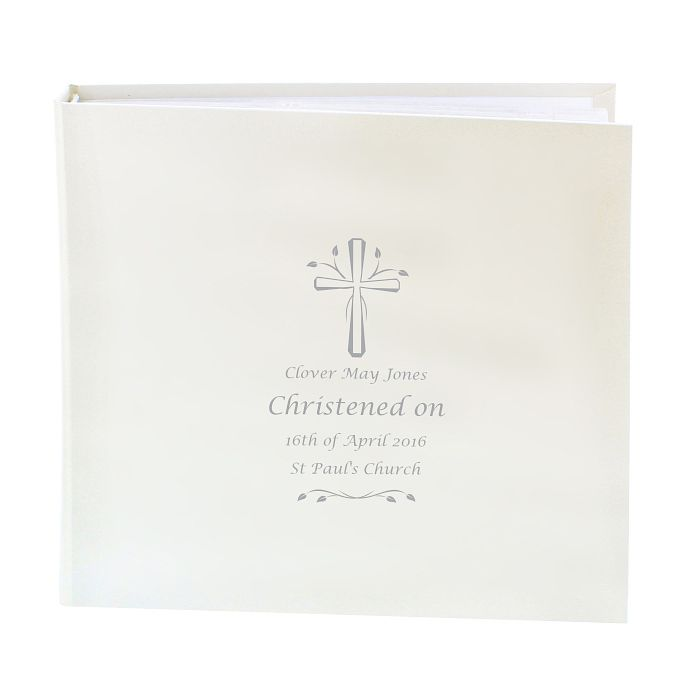 Personalised Silver Cross Album with Sleeves - Product number 3913805