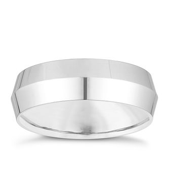 Titanium Ridge Design Ring - Product number 3929655