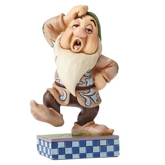 Disney Traditions Sleepy Slide Figurine - Product number 3931161