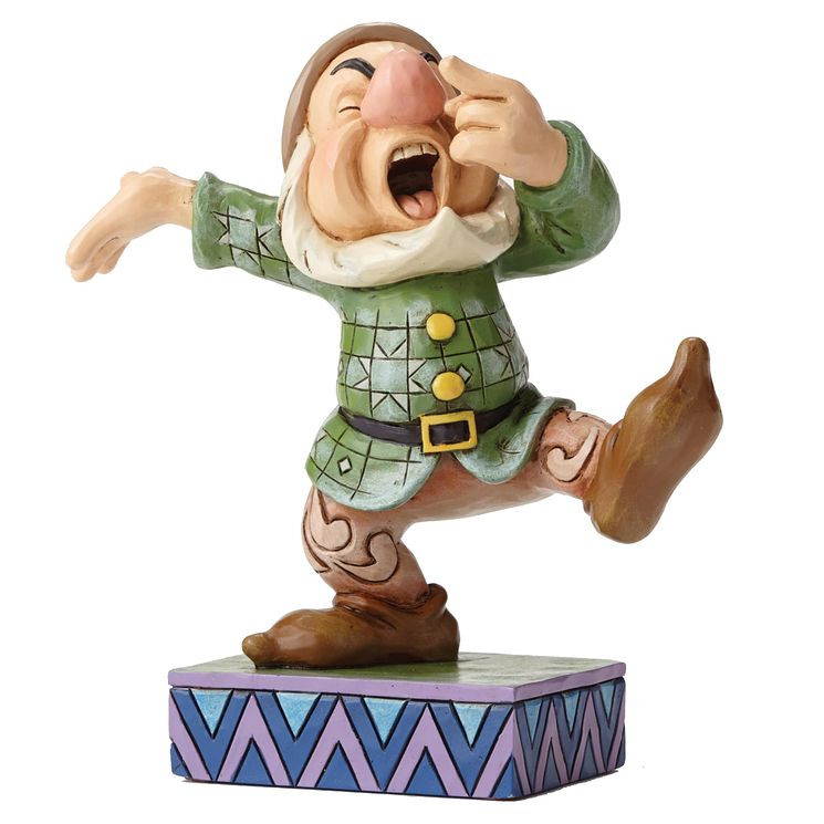 Disney Traditions Sneezy Sway Figurine - Product number 3931196