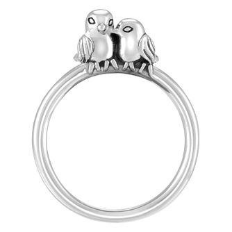 Chamilia Love Birds Ring L - Product number 3932796