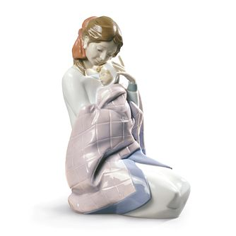 Nao My Baby Girl Figurine - Product number 3932974