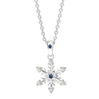 Disney Frozen Children's Snowflake Pendant - Product number 3941035