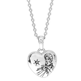 Disney Frozen Children's Elsa Heart Locket - Product number 3941043