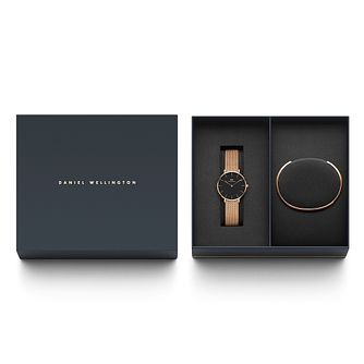 Daniel Wellington Petite Melrose Ladies' Gift Set - Product number 3956059