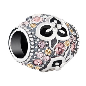 Chamilia Garden Blush Sterling Silver & Swarovski Bead - Product number 3967034