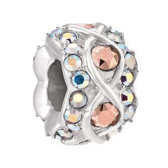 Chamilia Luxe Sterling Silver & Swarovski Bead - Product number 3967050