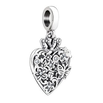Chamilia Once Upon a Time Sterling Silver & Swarovski Charm - Product number 4002202