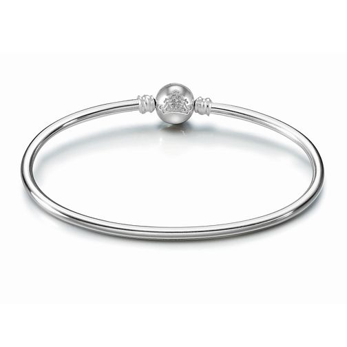 Chamilia Disney Silver Swarovski Brilliance Bangle Small - Product number 4003306