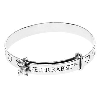 Beatrix Potter Peter Rabbit Children's Expandable Bangle - Product number 4019962
