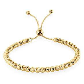 Buckley London Soho Gold Plated Adjustable Bracelet - Product number 4029151