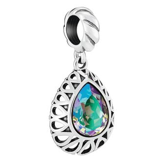 Chamilia Sterling Silver Boho Teardrop Charm - Product number 4039858