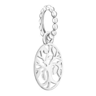 Chamilia Sterling Silver Petite Tree of Life Design Charm - Product number 4039882