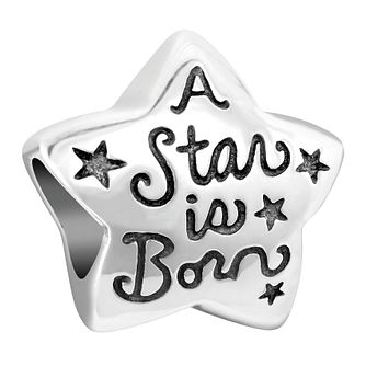 Chamilia Sterling Silver A Star Is Born Bead - Product number 4039904