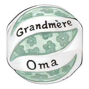 Chamilia Sterling Silver Grandma Multi-Language Bead - Product number 4040341