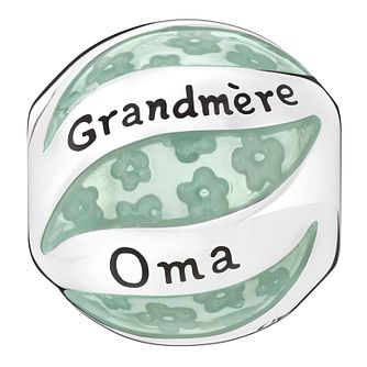 Chamilia Sterling Silver Grandma Multi-Language Charm - Product number 4040341