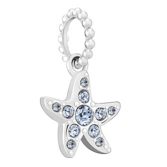 Chamilia Sterling Silver Petite Pave Starfish Charm - Product number 4042689