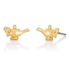 Chamilia Disney Aladdin Magic Lamp Stud Earrings - Product number 4042816