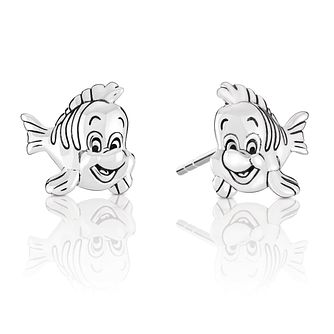 Chamilia Disney The Little Mermaid Flounder Stud Earrings - Product number 4042840