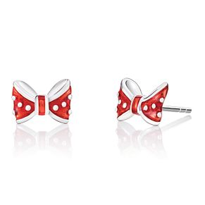 Chamilia Disney Minnie Mouse Bow Stud Earrings - Product number 4042867