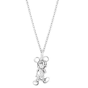 Chamilia Disney Sterling Silver Mickey Pendant - Product number 4042956