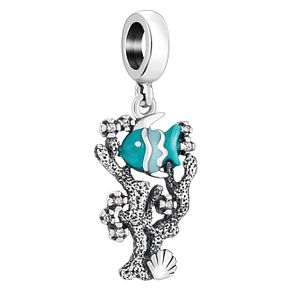 Chamilia Sterling Silver Coral Reef Charm - Product number 4043170