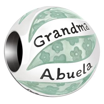 Chamilia Sterling Silver Grandma Multi Language Charm - Product number 4044363