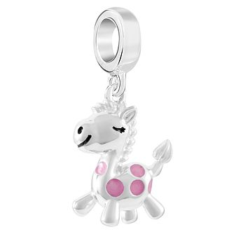 Chamilia Sterling Silver Little Giraffe Charm - Product number 4052234