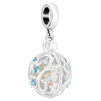 Chamilia Sterling Silver Reflection Accent Charm - Product number 4052358