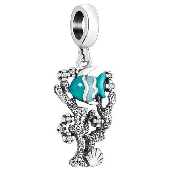 Chamilia Sterling Silver Petite Seahorse Charm - Product number 4052366