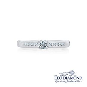 Leo Diamond 1/4ct I I1 Solitaire Ring - Product number 4076931