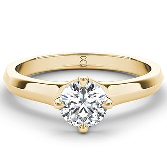 The Diamond Story 18ct gold 1.50ct diamond solitaire - Product number 4092570