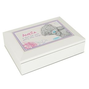 Me To You Girls Jewellery Box - Product number 4095634