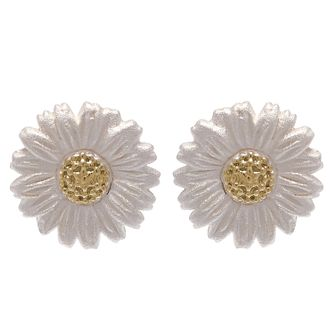 Olivia Burton 3D Daisy Gold Metal Plated Stud Earrings - Product number 4097572