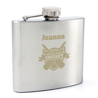 Cricket Hip Flask - Product number 4098498