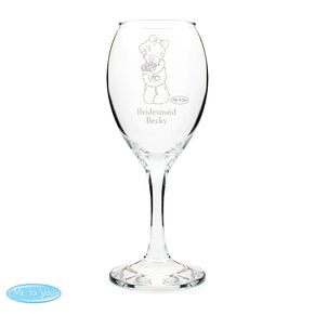 Me To You Wedding Female Wine Glass - Product number 4099001