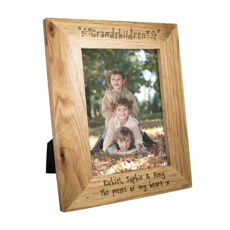 grandchildren wood frame - Product number 4100948