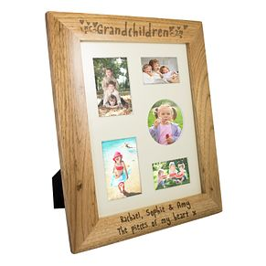 grandchildren wood frame - Product number 4102002