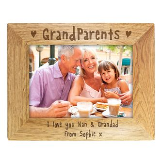 grandparent wood frame - Product number 4102037